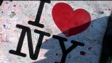 我爱纽约纪念标志1
