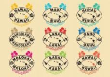 夏威夷邮票