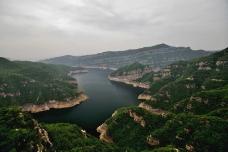 河南黄河三峡风景