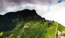 贵州梵净山风景