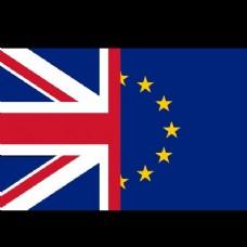 英国和欧盟国旗