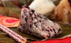 高清杂粮粽子图片