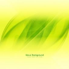 软黄绿色背景