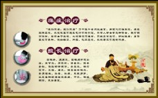 中医文化海报
