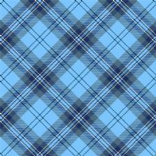 蓝色菱形布艺背景图片