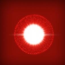 粒子光效背景图