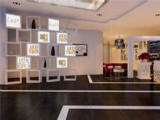 商业展示空间模型