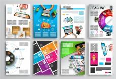 宣传单版式设计图片