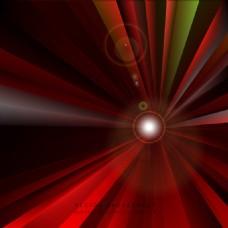 暗红爆裂背景设计