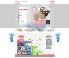 科技网站模板