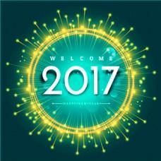 2017新年烟花