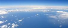 淘宝海报天空背景