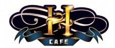 H Club 俱乐部招牌Logo设计