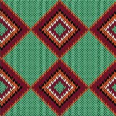 织物图案背景图片
