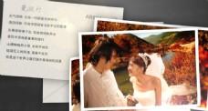 婚庆相簿AE模板