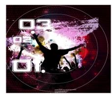 音乐海报设计