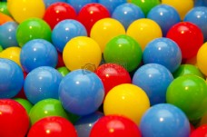 彩色的诱人糖果素材背景