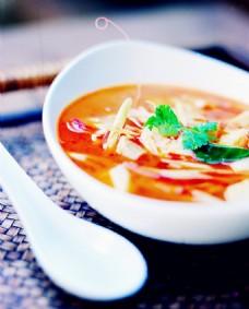 法式芙蓉蔬菜汤图片