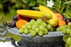 水果碗健康水果