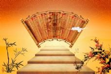 中国传统文化海报