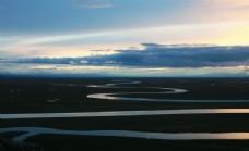 新疆巴音布鲁克风景