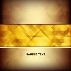 金色亚麻织物插入背景