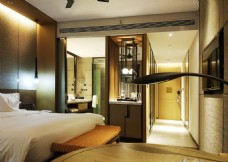 五星级宾馆客房