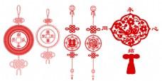 传统中国结图片