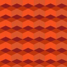 菱形几何图案