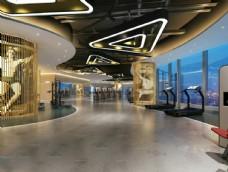 健身房VIP室