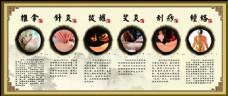 中医文化养生海报1