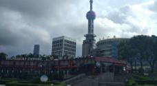 上海东方明珠图片
