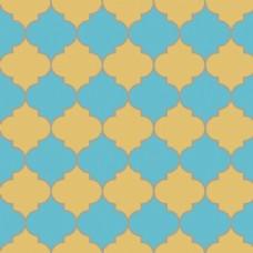 抽象形状的彩色图案设计