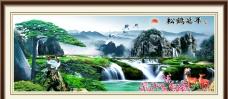 山水风景素材