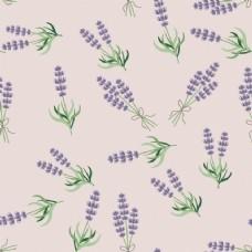 薰衣草的无缝模式