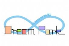 梦幻乐园游乐园标志logo