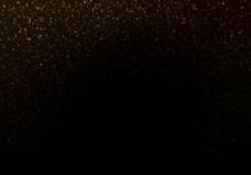 免费的玻璃闪烁在黑色背景上的纹理