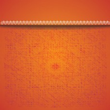 质感的橙色背景矢量