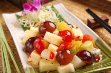 水果色拉图片