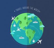 创意环球旅行