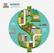 商务信息图