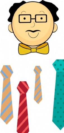 父亲 领带