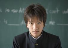 高中男生图片