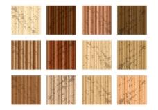 自由木材纹理矢量