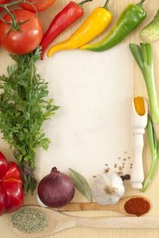 绿色蔬菜摄影图片