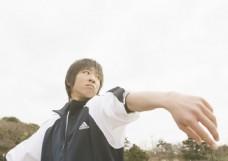 体育运动的男生图片