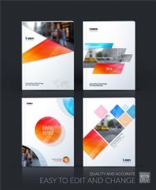 创意画册模板设计图片