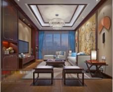 中式家具客厅