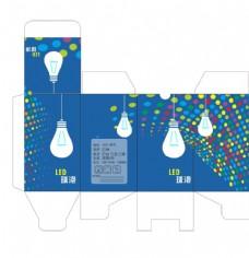 灯具包装设计