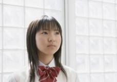 清纯高中女生图片